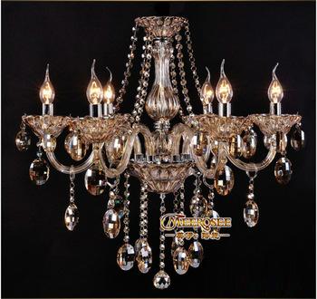 Classic Crystal Chandelier Lamp Baroque Chandelier Fancy Light .