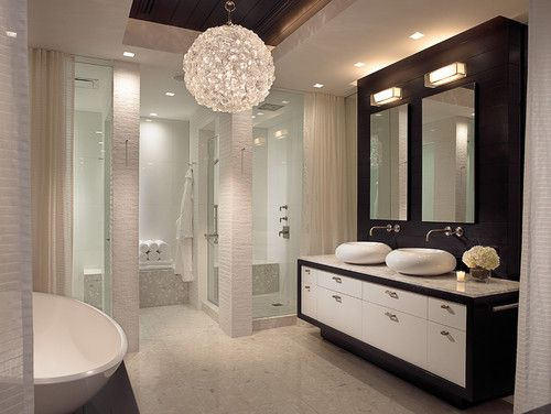 Make your bathroom amazing using bathroom chandeliers – anlamli .
