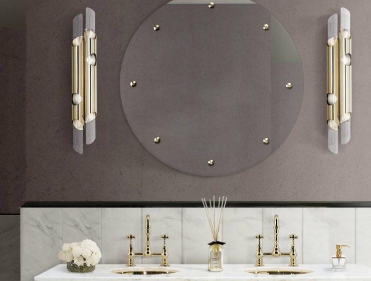 Bathroom Lighting Trends 2020 – Modern Chandelie