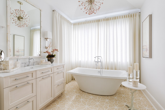 What to Know About Bathroom Chandelie