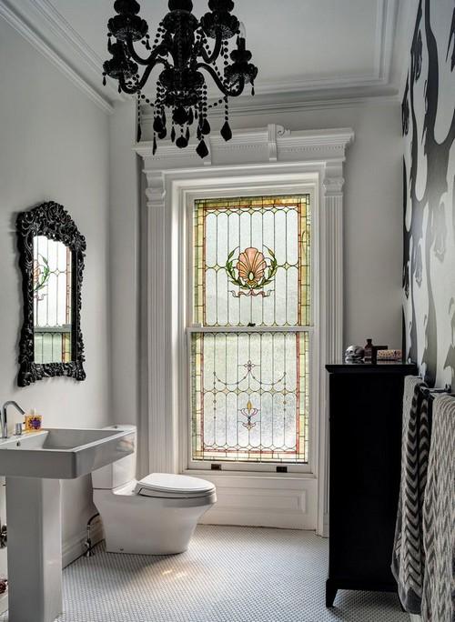 How to choose the best bathroom chandelier | Interior Designs Ho