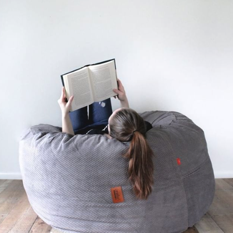 Shark Tank Product CordaRoy's is a Bean Bag That Converts to a B