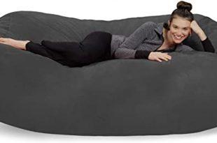 Amazon.com: Sofa Sack - Plush Bean Bag Sofas with Super Soft .