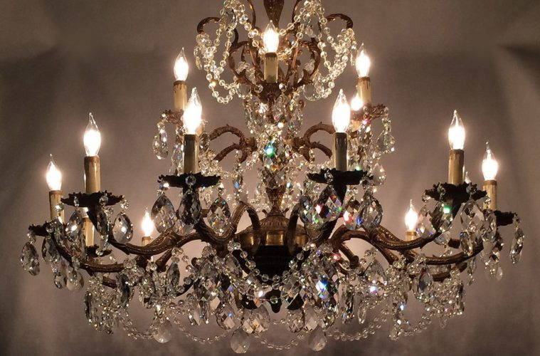 Most Beautiful and Royal Chandelier Designs Ideas - The .