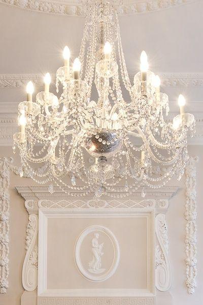 Oh So Pretty | Beautiful chandelier, Chandelier, Dec