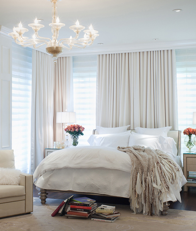 10 Gorgeous Bedroom Chandeliers - The Interior Collecti