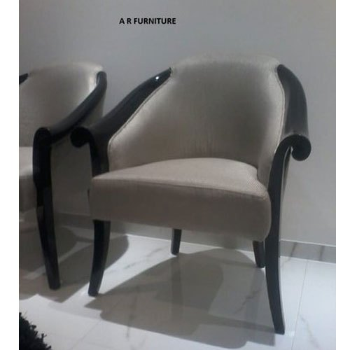 Modern Bedroom Sofa Chairs, No Of Legs: 4, Back Style: Tight Back .