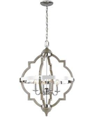 Bennington 4 Light Candle Style Chandeliers