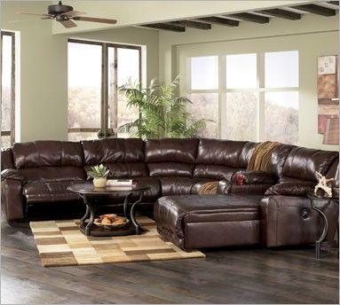 Berkline 389 Sectional | Berkline | Sectional sofa with recliner .