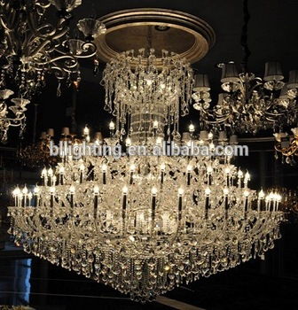 Classic Luxury Fancy Big Maria Theresa Crystal Chandelier Made In .