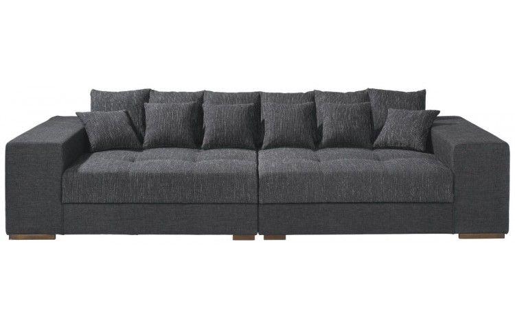 What to consider while buying a big sofa Big-Sofa Loop schwarz .