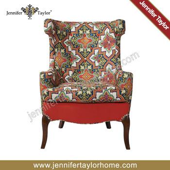Fancy Sofa Furniture Comfortable Single Seater Colorful Sofa Chair .