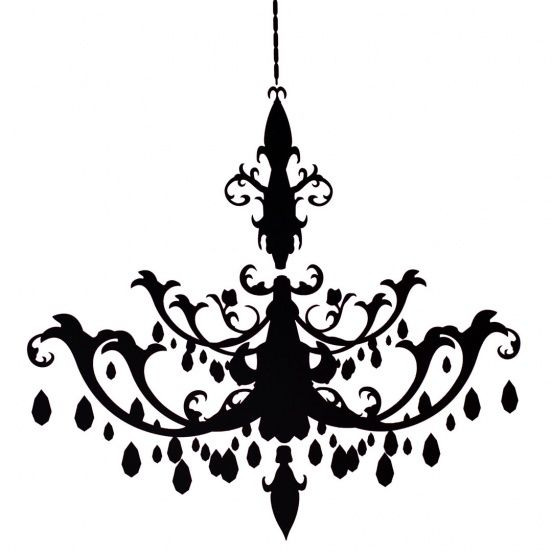 Black Chandeliers: Latest trend we love | Sayeh Pezeshki | LA .