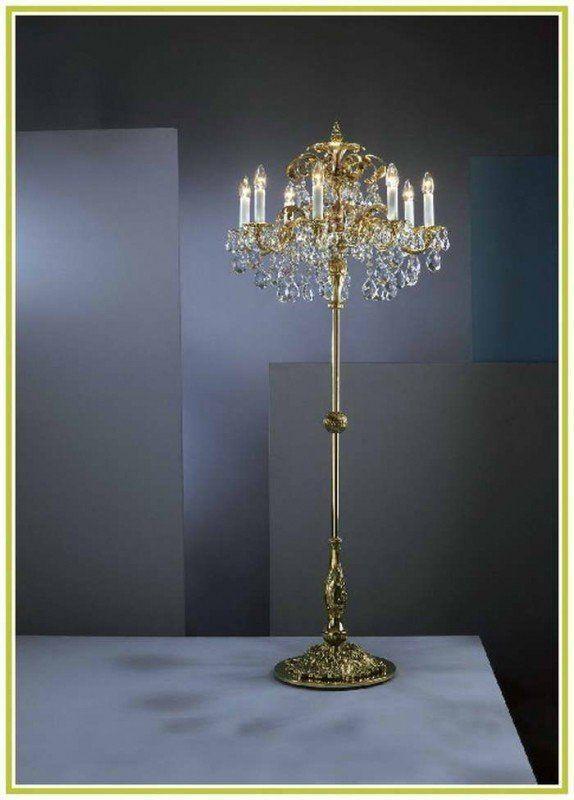 Free Standing Chandelier Lamps – dle-destek.com in 2020 .