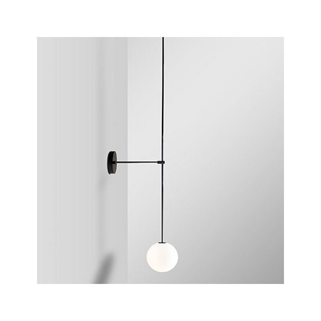 Mobile 10 Chandelier Wall Light by Michael Anastassiad
