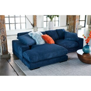 Blue & Brown Sectionals You'll Love in 2020 | Wayfa