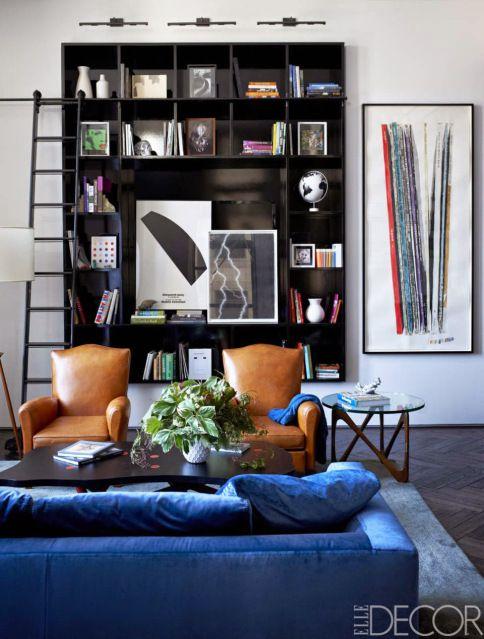 Manhattan | FRESH + TWIST | Minimalist living room decor, Living .