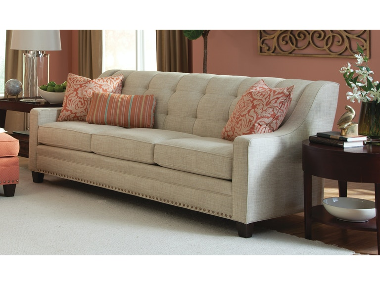 Smith Brothers Living Room Braxton Sofa 542831 - Kittle's .
