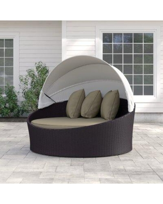 Get This Deal on Sol 72 Outdoor Brentwood Canopy Patio Daybed with .