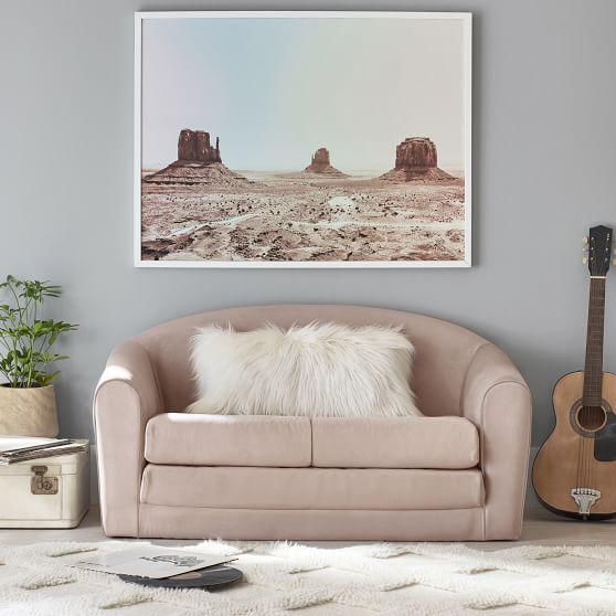 Bristol Sleeper Sofa | Pottery Barn Te