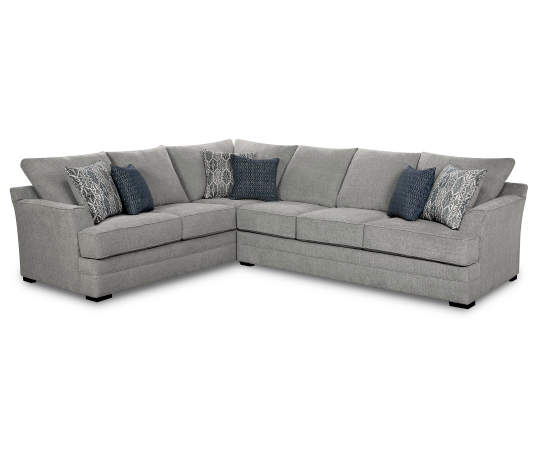 Broyhill Naples Living Room Sectional | Big Lo