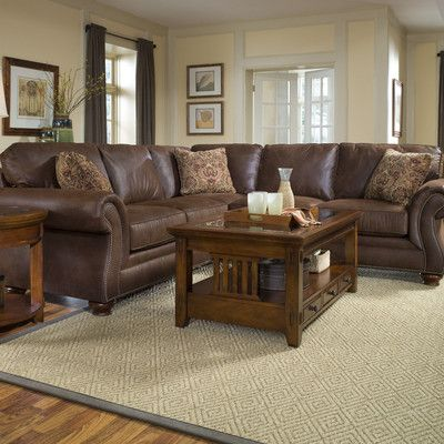 bomber leather sofa | ... Leather Sofas on Sectionals Traditional .