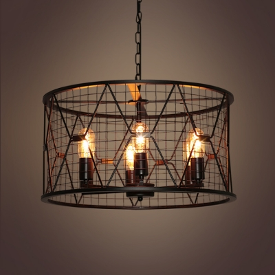 Cage Chandeliers