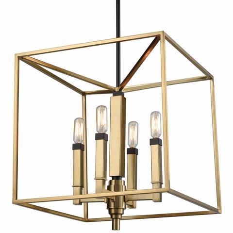Mandeville Cage Chandelier by Elk Lighting | Lighting Connection .