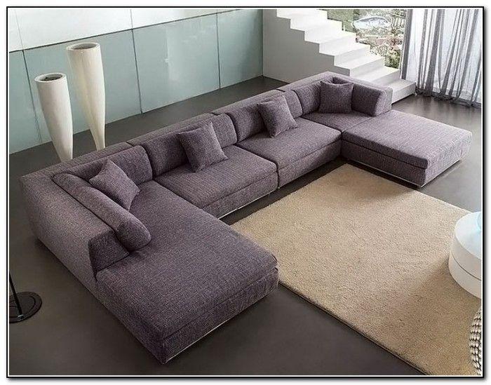 U Shaped Sectional Sofa Canada | Living room sofa design, Living .