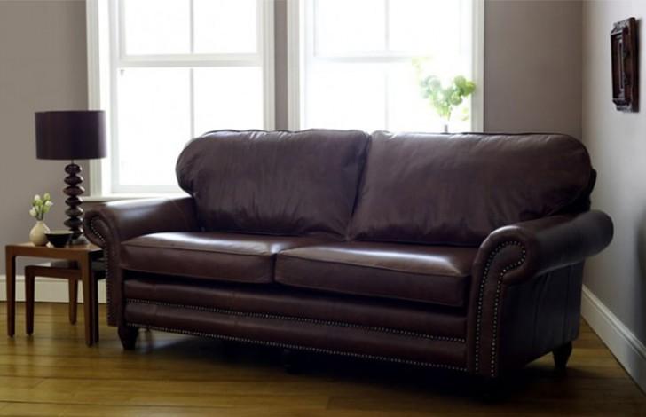 Canterbury Leather Sofas
