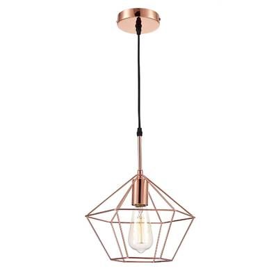 Carmen 4 - Light Lantern Geometric Pendant | Geometric pendant .