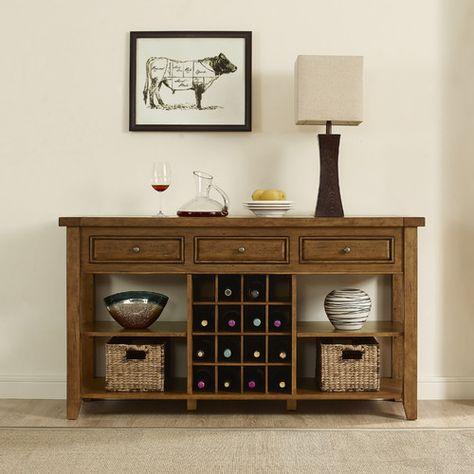 Casolino Sideboard | Wine cabinets, Decor, Home dec