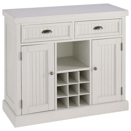 Casolino Sideboard | White buffet, White sideboard buffet .