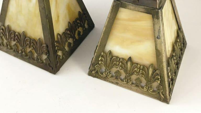 Restoring Antique Lighting - Old House Journal Magazi