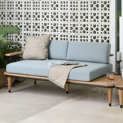Buy Teak Cambridge Casual Outdoor Sofas, Chairs & Sectionals .