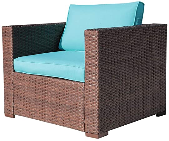Amazon.com : OC Orange-Casual Outdoor Patio Armchair Sofa Chair .