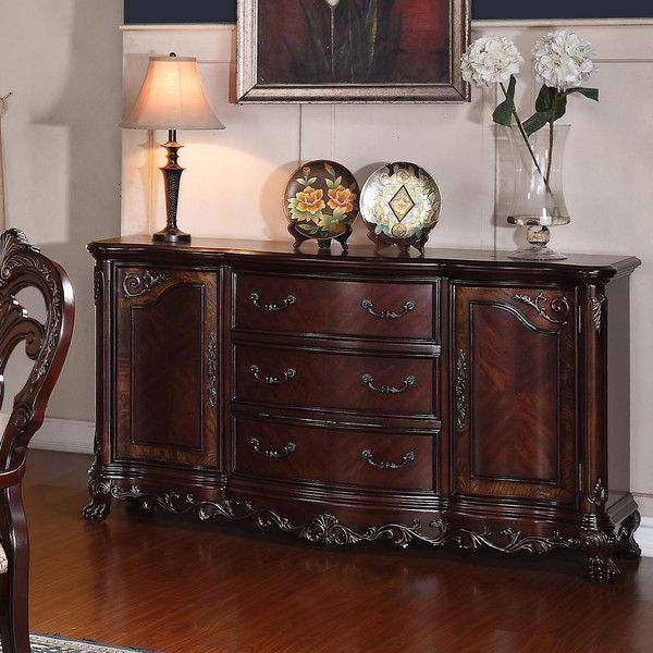 Astoria Grand Chalus Sideboard | Dining room buffet, Furniture .