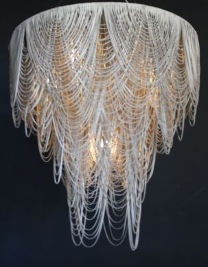 High Thorn - Leather Chandeliers & Pendants - Handmade in South .