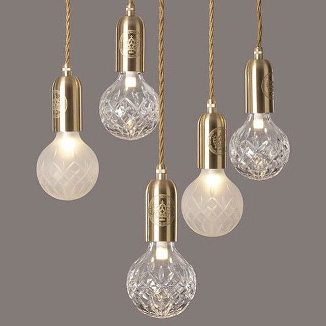 13 Dreamy Bathroom Lighting Ideas | Crystal pendant lighting .