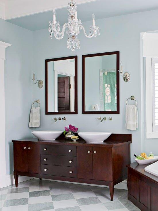 Bathroom Lighting Ideas | Better Homes & Garde