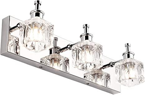 PRESDE Vanity Lights Bathroom Fixture Over Mirror 3 Lights LED .