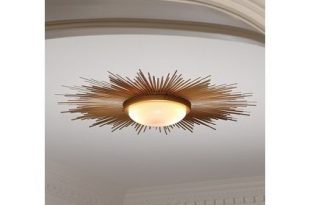 Dramatic Lighting for Low Ceilings | Low ceiling lighting, Flush .