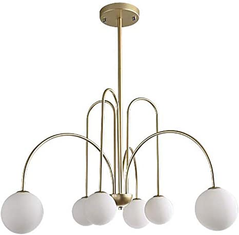 Chandeliers, Modern U-Shaped Bubble Light Decorative Chandelier .