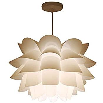 LEDMOMO Pendant Lamp Assembly Lotus Chandelier Ceiling Pendant .