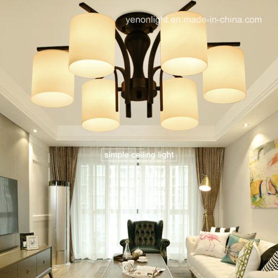 Modern Simple Chandelier Design Living Room Upshine Light Ceiling .
