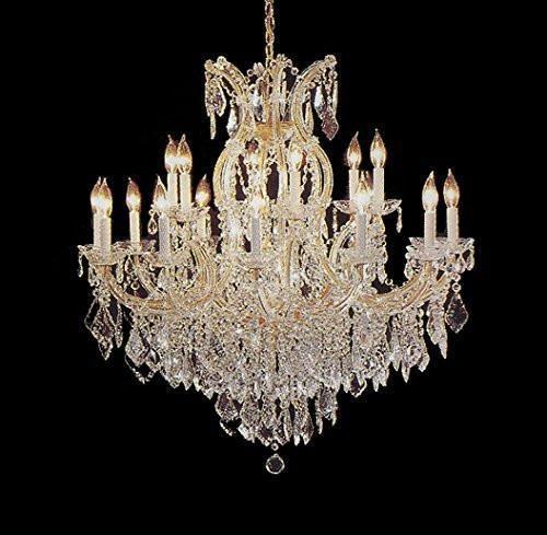 Maria Theresa Crystal Chandelier Lighting Light Fixture Ceiling .