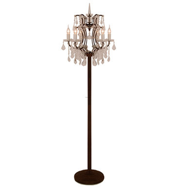 Antique Chandelier Floor Lamp Floor Lamps Weylandts.Co.Za / design .