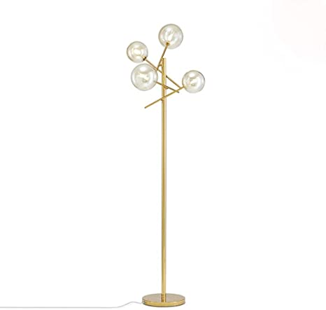 Amazon.com: Dellemade TD00145 Sputnik Chandelier Floor Lamp for .