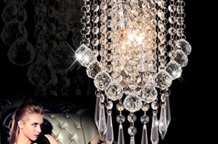 Jorunhe Modern K9 Crystal Wall Lights Sconce Chandelier Wall Lamp .