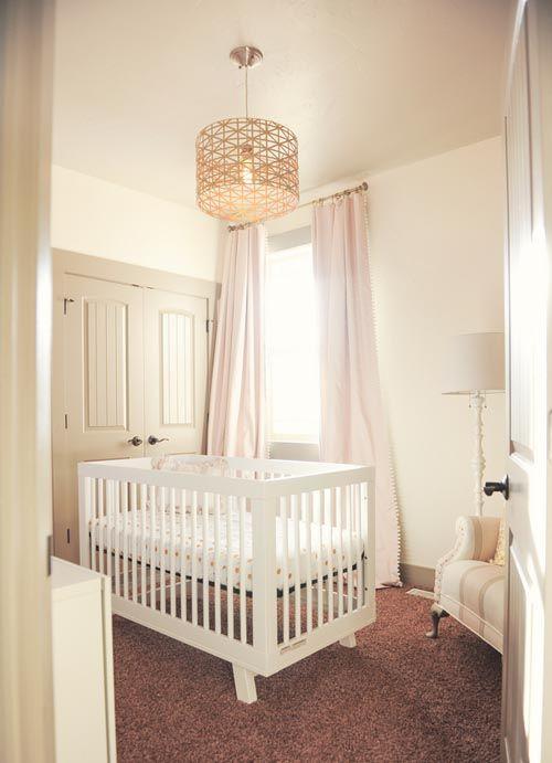 Chandelier For Baby Room – redboth.com in 2020 | Elegant nursery .